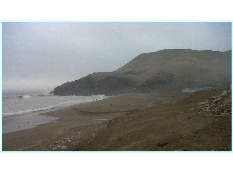 Ingeniería de detalle para el proyecto de construcción de la conducción de vertido de la planta de tratamiento de La Chira (Perú)