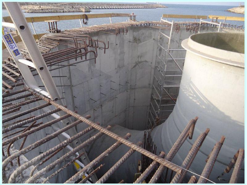 Proyecto constructivo de las conducciones submarinas de toma y vertido de la Desaladora de Sorek, (Israel)
