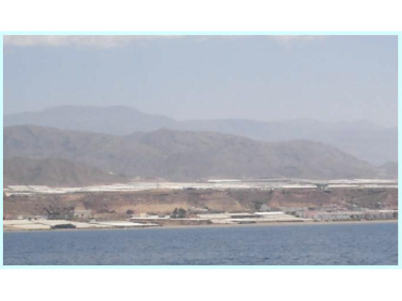Proyecto constructivo de las conducciones submarinas de la desaladora de Campo Dalías (Almería)
