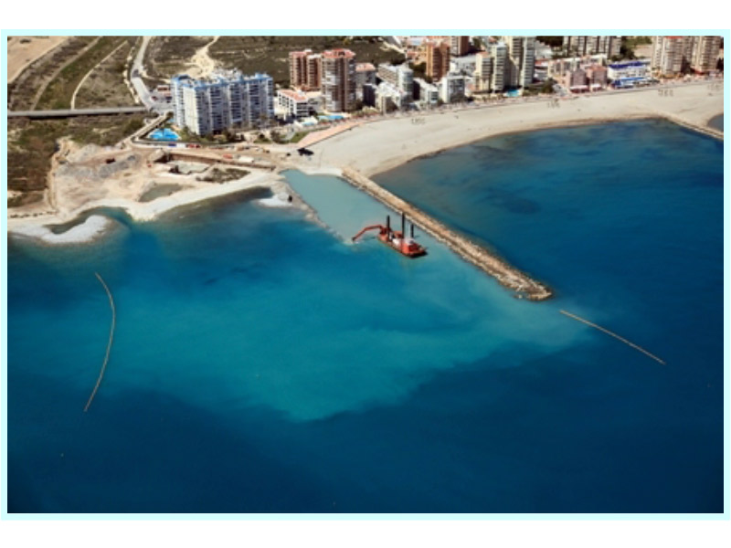 CONSTRUCTION PROJECT OF THE SUBMARINE PIPELINES FOR THE MARINA BAJA DESALINATION PLANT, MUTXAMEL (ALICANTE, SPAIN)