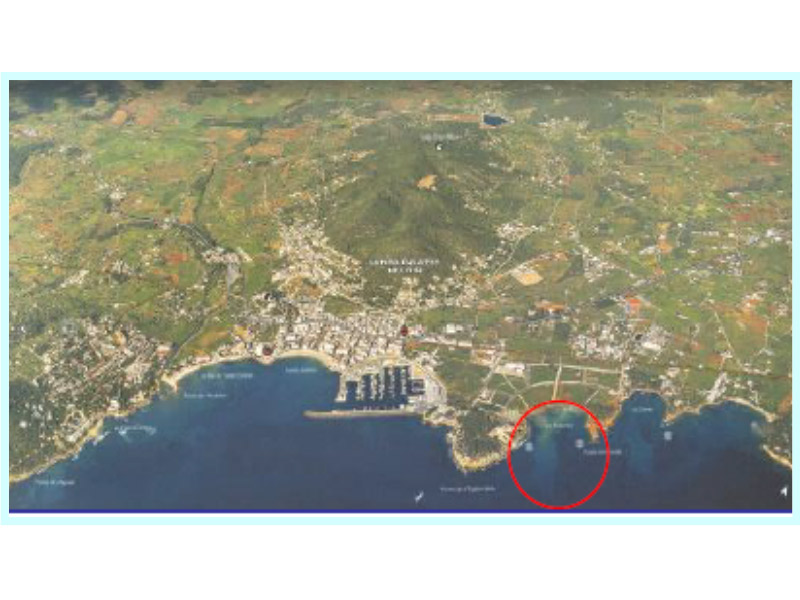 CONSTRUCTION PROJECT FOR THE SANTA EULALIA DESALINATION PLANT UNDERWATER PIPELINES (IBIZA)