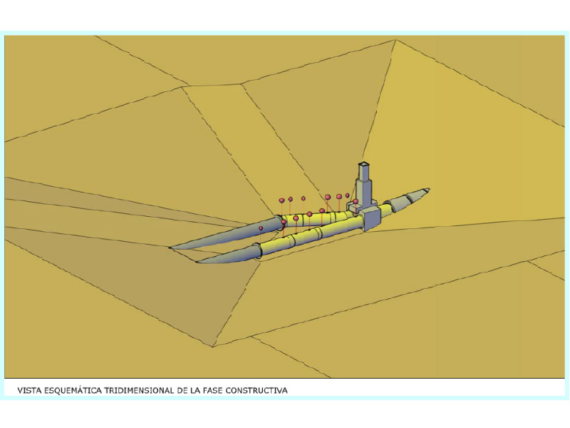 PROJECT TO REPAIR THE UNDERWATER PIPELINES FOR THE FISH HATCHERY IN MIRA (PORTUGAL)
