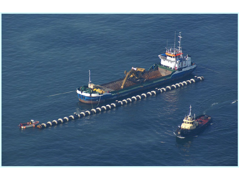 CONSTRUCTION PROCESS DETAILED PROJECT FOR THE BENS SUBMARINE OUTFALL (LA CORUÑA, SPAIN)