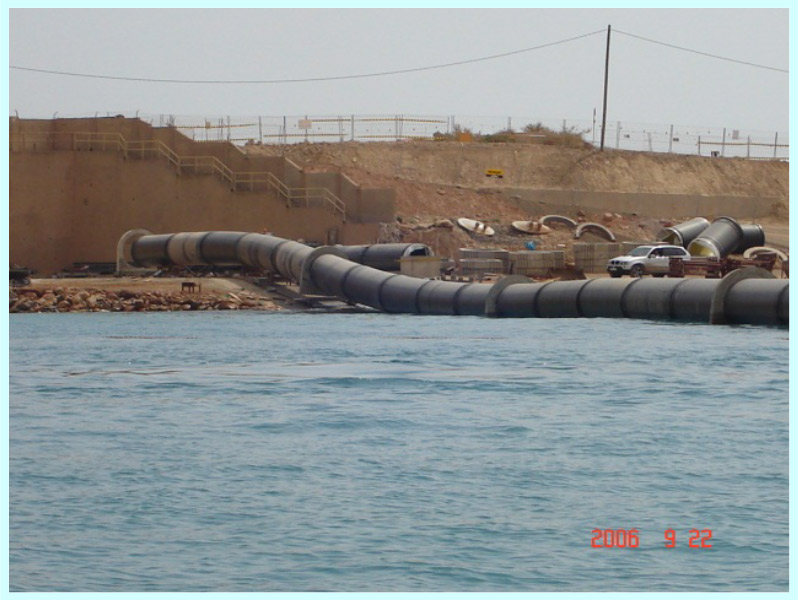 STUDY OF PIPE CONSTRUCTION PROCEDURES FOR THE VALDELENTISCO DESALINATION PLANT (MURCIA, SPAIN)