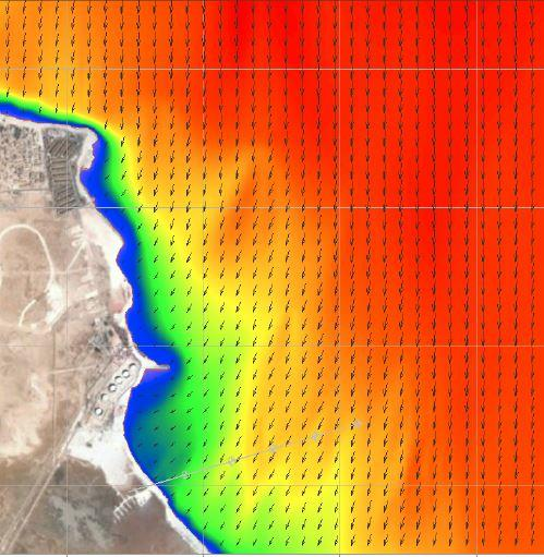 CONSTRUCTION PROJECT OF EL-ALAMEIN SEA WATER DESALINATION PLANT SUBMARINE PIPELINES (EGYPT)