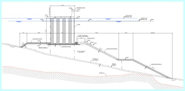 PROYECTO CONSTRUCTIVO DE PROLONGACIÓN DEL DIQUE-MUELLE DE SANTA CRUZ DE LA PALMA, LA PALMA (ISLAS CANARIAS)