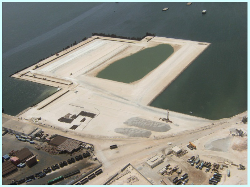 CONSTRUCTION PROJECT FOR THE EXPANSION OF THE FISHING PORT OF NOUADHIBOU (MAURITANIA)