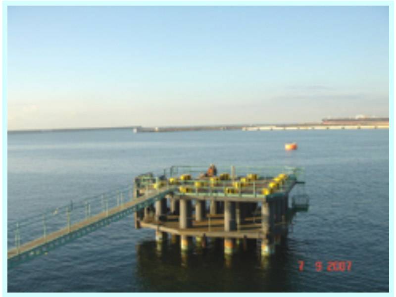 "ALTERNATIVE TENDER PROJECT FOR THE EXPANSION OF THE ""QUÍMICA"" (CHEMICAL) WHARF AT THE PORT OF TARRAGONA, SPAIN"