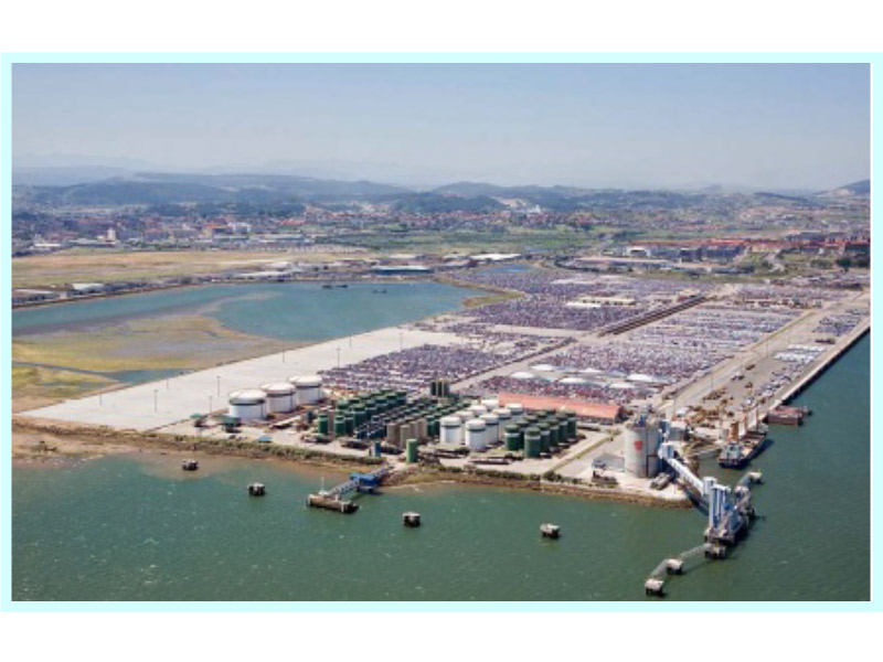 TENDER PROJECT OF THE RAOS WHARF NO. 9 AT THE PORT OF SANTANDER, SPAIN