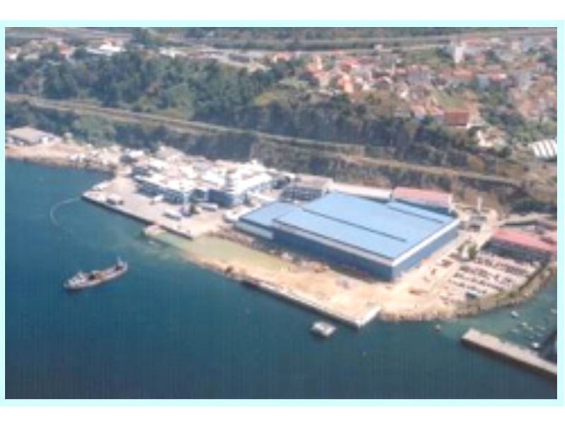 "CONSTRUCTION PROJECT FOR THE EXPANSION OF THE ""PESCANOVA"" WHARF IN CHAPELA, REDONDELA (PONTEVEDRA, SPAIN)"