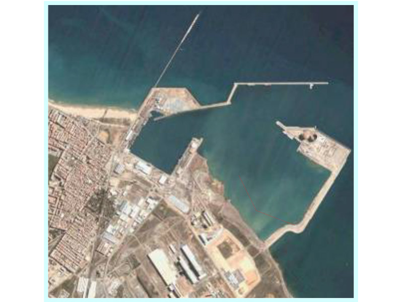ALTERNATIVE PROJECT FOR THE CONSTRUCTION OF THE MULTI-PURPOSE TERMINAL NO.2 AT THE WESTERN WHARF OF THE SOUTHERN DOCK FOR THE EXPANSION OF THE PORT OF SAGUNTO, SPAIN