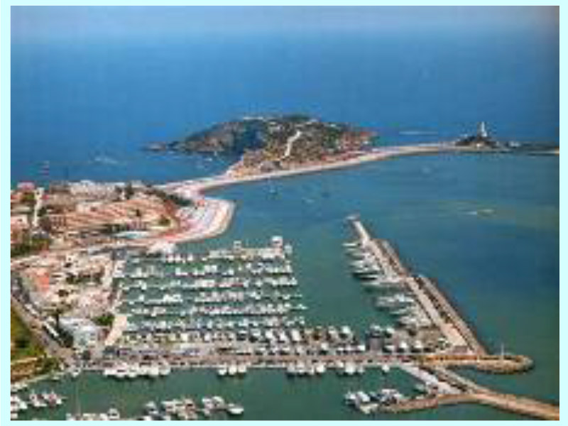 BASIC PROJECT FOR WHARFS AND COMMERCIAL ESPLANADES AT THE BOTAFOC BREAKWATER AT THE PORT OF IBIZA, SPAIN