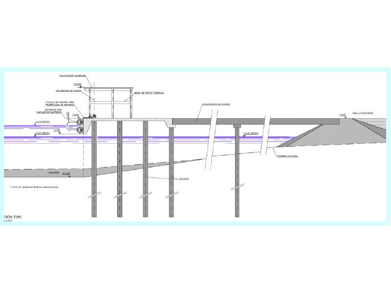 NEW LNG REGASIFICATION PLANT JETTY PRE-DESIGN