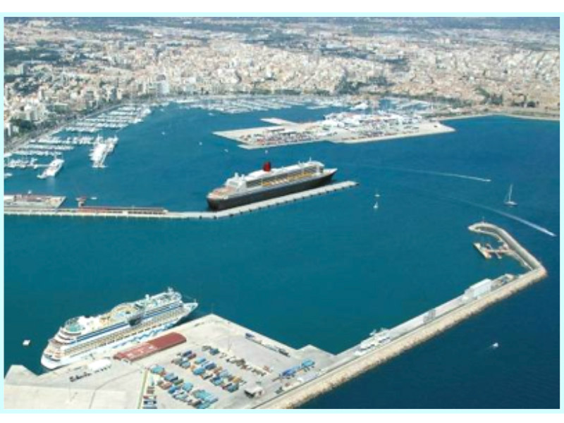 ALTERNATIVE TENDER PROJECT FOR THE BERTHING OF LARGE VESSELS AT THE WESTERN WHARFS. PALMA DE MALLORCA, SPAIN