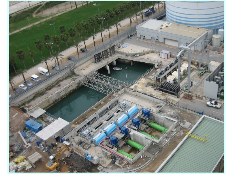 STUDY OF THE INTAKE CAISSON ADAPTATION OF THE COMBINED CYCLE POWER PLANT (CCPP) BESÓS 5 (BARCELONA, SPAIN)