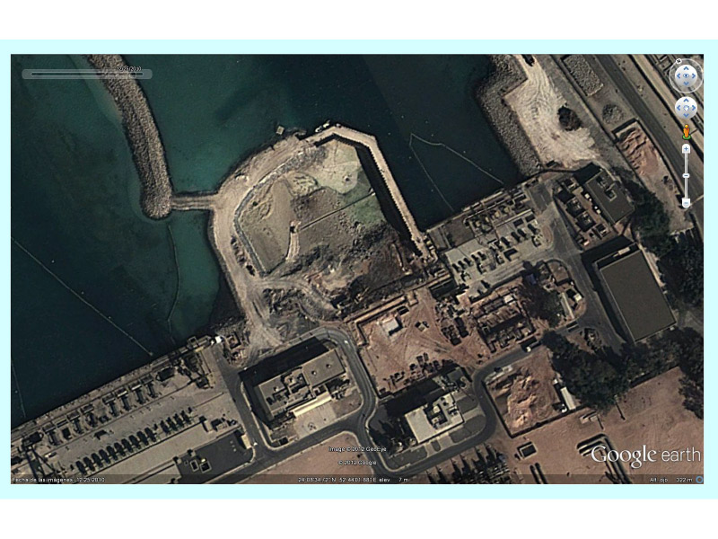 NEW SEA WATER INTAKE FACILITIES – IN ABU DHABI, EMIRATES