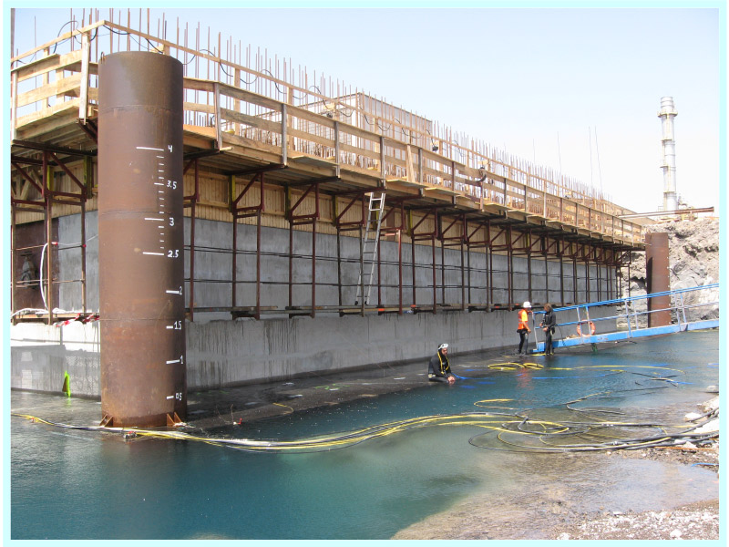 CONSTRUCTION PROJECT OF THE PUMPING STATION GRANADILLA II (TENERIFE, SPAIN)